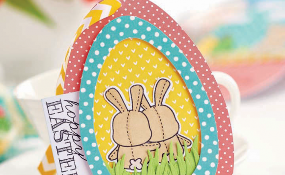 Easy Die-Cut Easter Projects