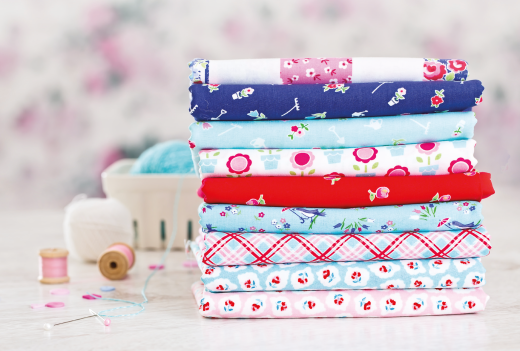 Win One Of Three Fabric Hampers