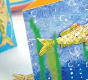 Fabulous Fish Card
