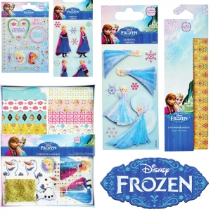 Win One of Ten Disney Frozen Bundles