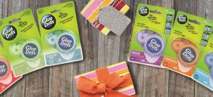 Win One of 17 Glue Dots Bundles