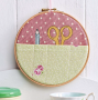 Embroidery Hoop Set