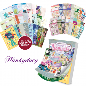 Win One of Three Hunkydory Special Moments Complete Collection