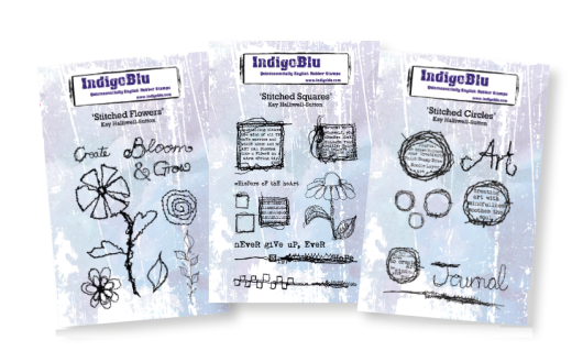 Win One of Five IndigoBlu Stamp Sets