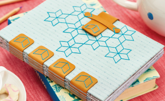 Make A Hand Bound Journal