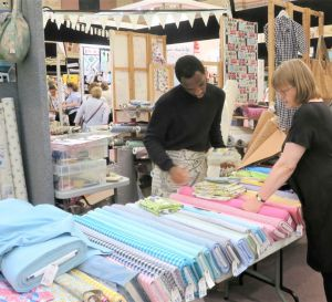 Win One Pair from 34 Tickets for A Knitting And Stitching Show In Harrogate