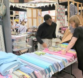 Win One Of 34 Pairs Of Tickets To Knitting And Stitching Show London