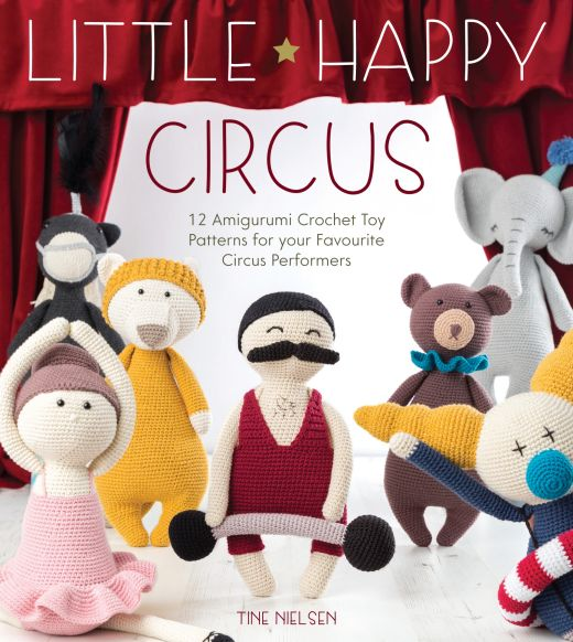 Win One Of Five Little Happy Circus Books