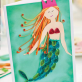 Quilled Mermaid Projects