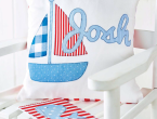 Sew a Nautical Cushion & Card