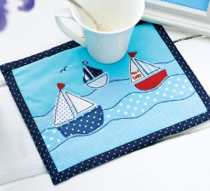Nautical Stitched Ideas For Fathers Day