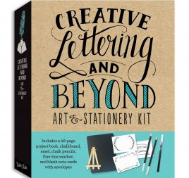 Win One Of Five Lettering Packs