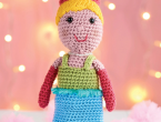 Princess Doll Crochet Pattern