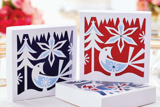 Scandi Papercraft Set