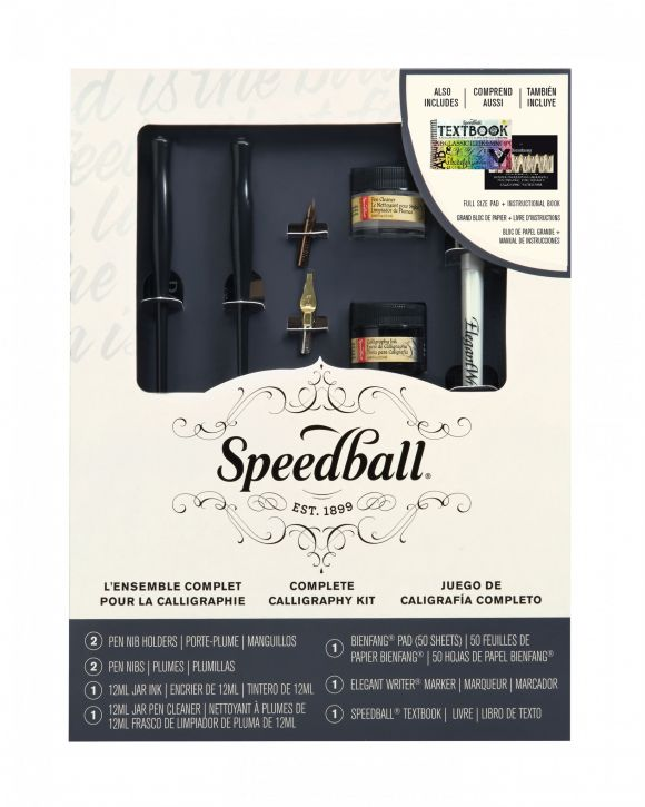 Win One Of Two Speedball Bundles