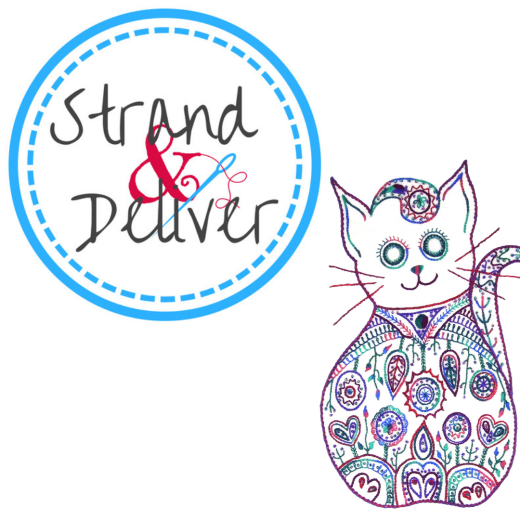 Win A 12-month Strand and Deliver Embroidery Subscription