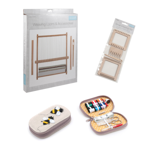 Win One of Three Trimits Looms and Hobby Gift Sewing Sets