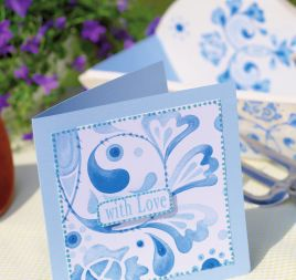 Watercolour Garden Set