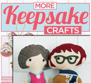 Wedding Mascots-Keepsake Crafts 2015