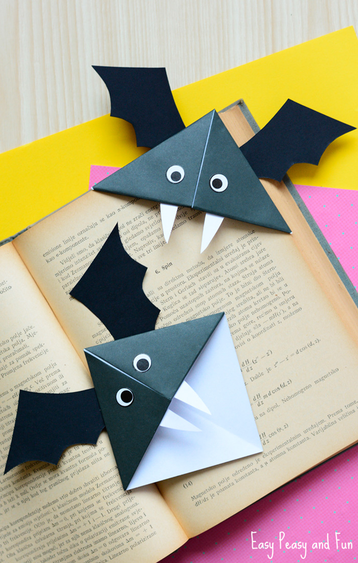 bat bookmarks