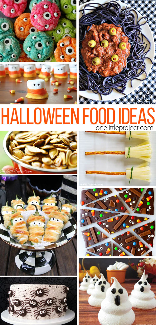 42 halloween food ideas