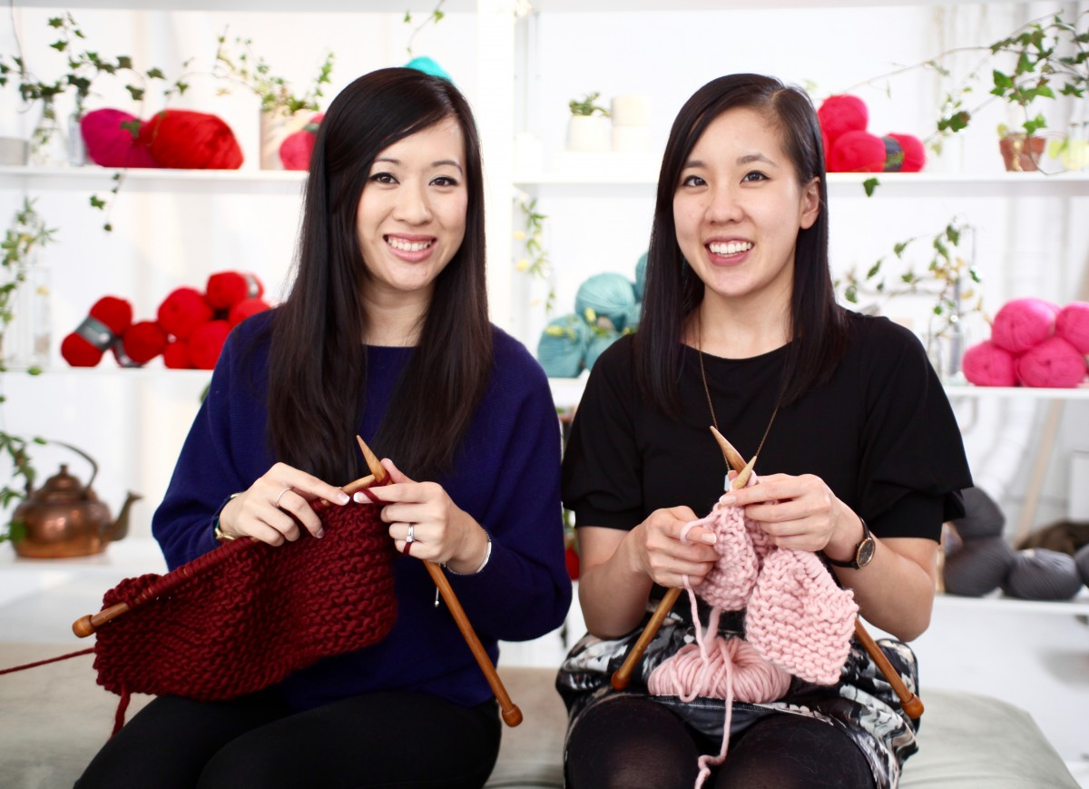 Jen and Jenny started their company Stitch and Story in 2012