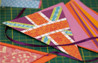 Make bunting and paperchains in minutes